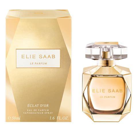 Parfum Eclat le parfum eclat d or elie saab perfume a new fragrance