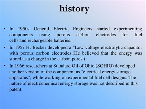 history of capacitor ppt history of the capacitor history 28 images inverter what is the nature and history of ul