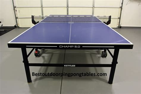 ping pong set for any table kettler ping pong table kettler outdoor ping pong table