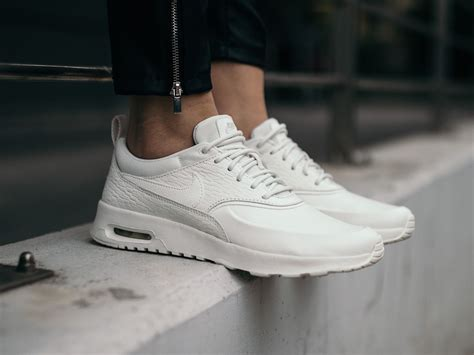 air max thea sneaker s shoes sneakers nike air max thea premium leather