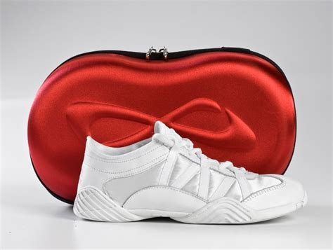 Cheer Up With These Cherry Shoes From Boutique 58 by Best 25 Cheer Shoes Ideas On White Tennis