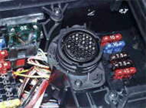 Soket Obd Pin 16 Ke 20 mercedes diagnose obd 2 net das fahrzeugdiagnose
