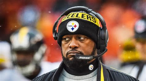pittsburgh steelers coach trips player rooney confident in mike tomlin steelernation