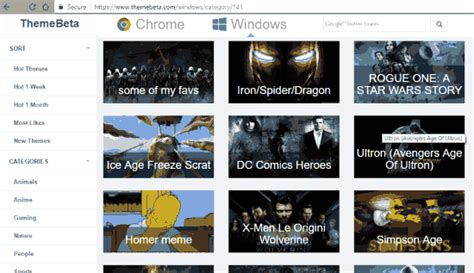 pc themes download sites 9 websites to get free windows 10 themes for pc