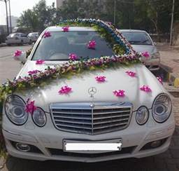 Car Decoration Lights India In Tirupati Wedding Cars Decorations India Pictures