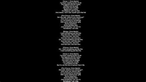 coldplay lyric something just like this full lyrics something just like this the chainsmokers