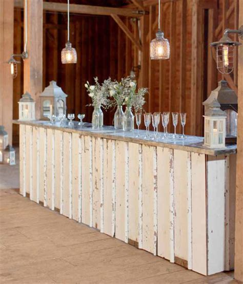 Vintage Wedding Furniture & Rentals by rEvolve   Junebug