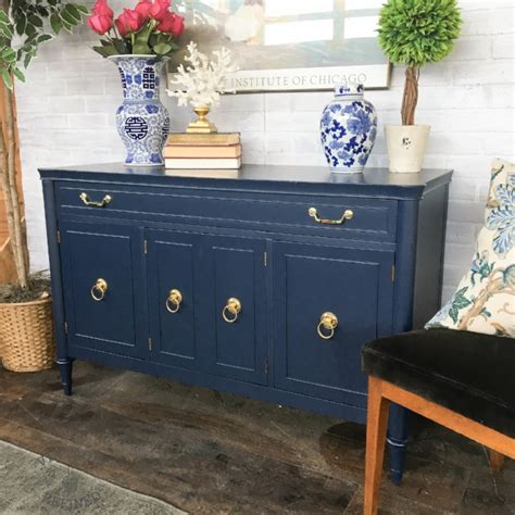 painted furniture trends 2017 vintage refined furniture trends for 2017