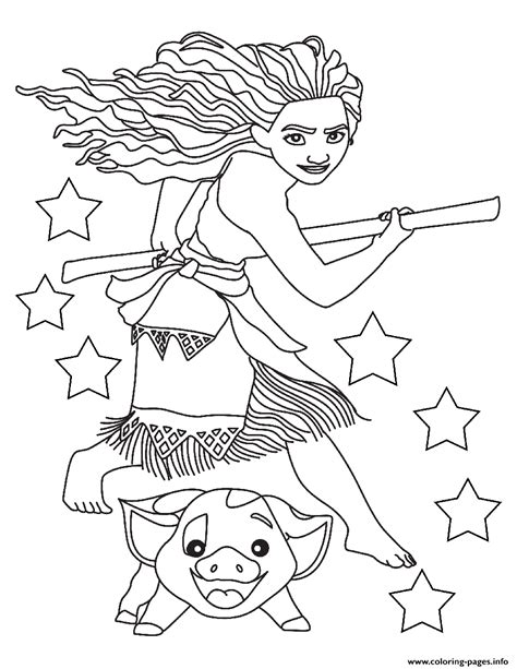 Moana Coloring Pages Printable Coloring Pages Coloring Pages Moana
