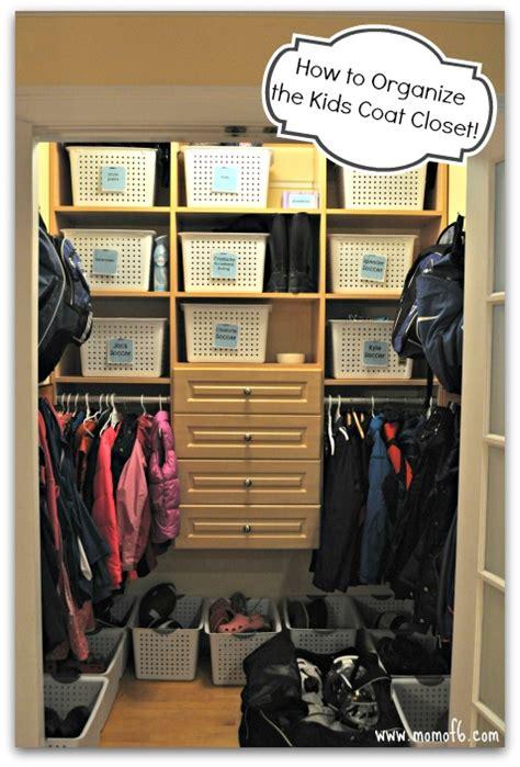 how to organize coat closet how to organize a coat closet