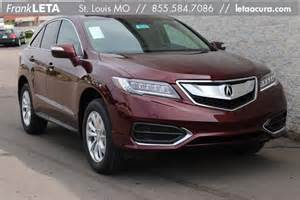 Acura Rdx Sport New 2017 Acura Rdx Awd 4d Sport Utility In St Louis