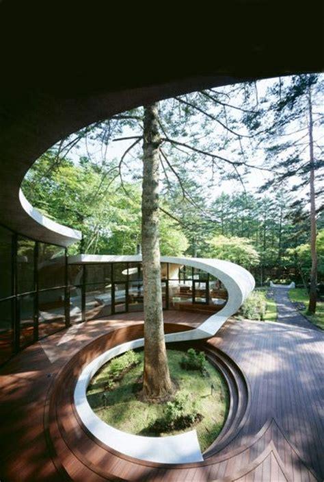 Dekoration Im Garten 2050 by Die Besten 25 Haus Im Wald Ideen Auf
