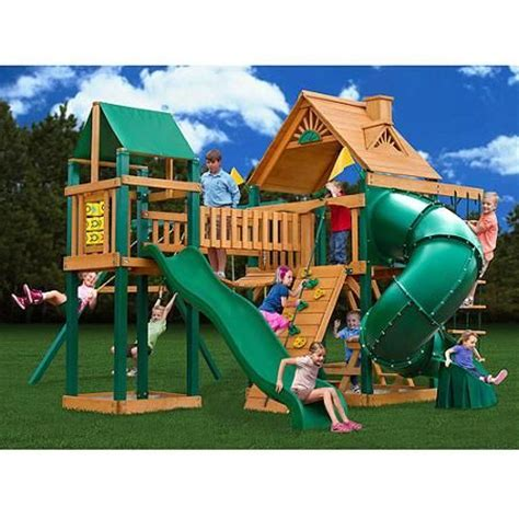 gorilla playsets catalina wooden swing set 23 best images about playset ideas on pinterest play