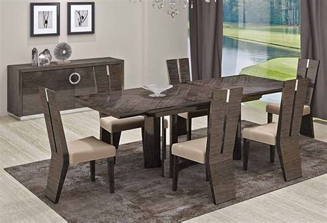 dining room sets modern style modern dining room sets lightandwiregallery com