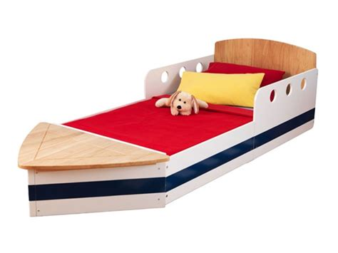 kids boat bed boat toddler bed kids woot