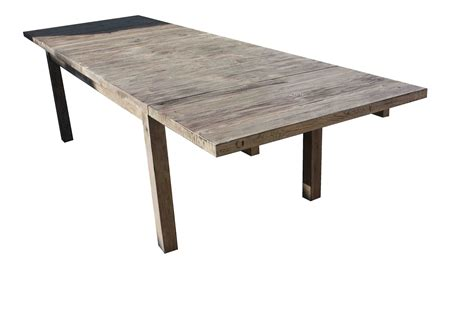 Reclaimed Dining Table Grey Reclaimed Wood Dining Table Gray Dining Table