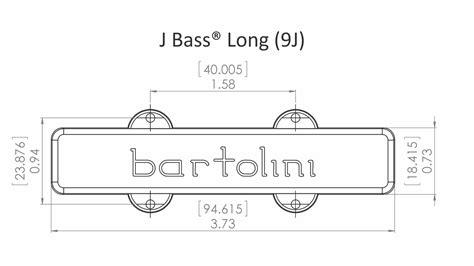 p j bass5 classic bass bartolini and electronics