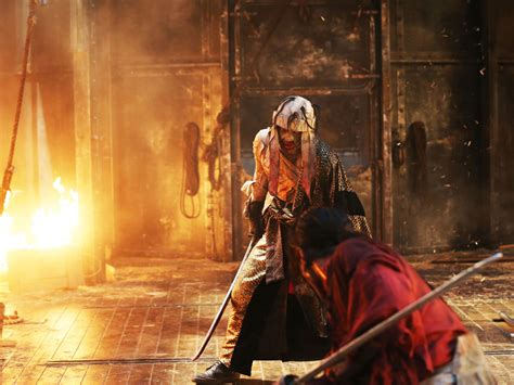 film seri rurouni kenshin legend ends as final rurouni kenshin film opens in phl