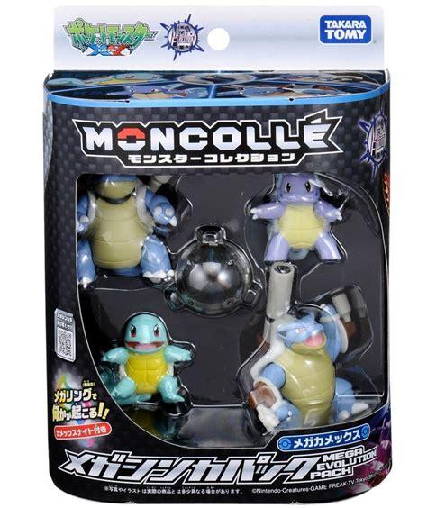collection mega evolution pack mega blastoise toys things