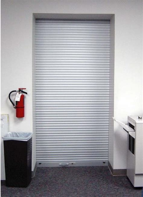 Roll Up Security Doors by Locking Chart And File Hipaa Shelving Utilizing Rollok
