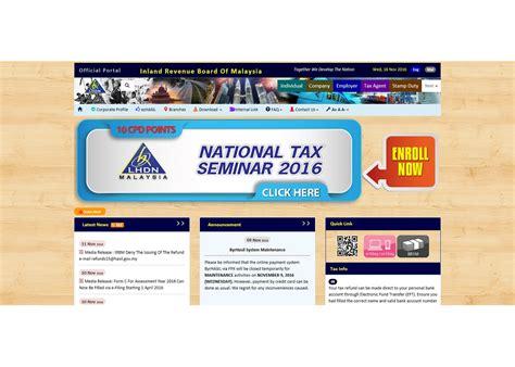 lhdnm ctim lembaga hasil dalam negeri hasil dalam negeri in e tax