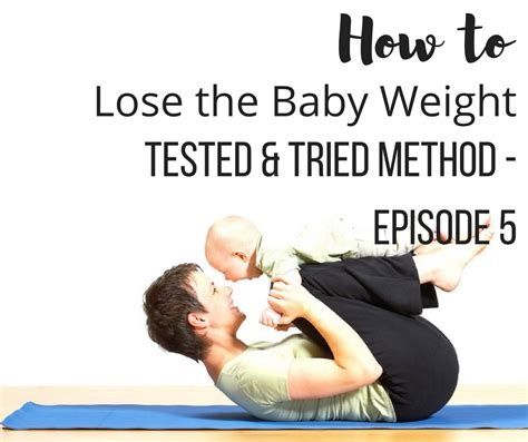Shedding Baby Weight by Losing Baby Weight 4 Pregnancies 3 Later Episode