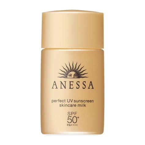 Shiseido Sunscreen shiseido anessa uv sunscreen skincare milk spf50