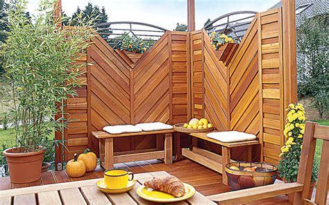 Holzterrasse Selber Bauen 2931 sichtschutz terrasse selber bauen 65 images
