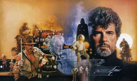 biography films about artists george lucas great american things