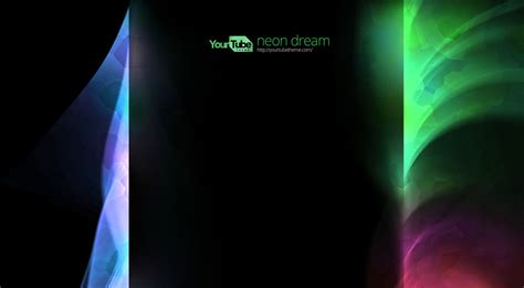 wordpress themes youtube background neon dream youtube background double download ytt
