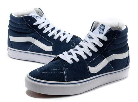 Jual Vans Skool Navy Blue best 20 navy blue vans ideas on vans skool navy vans sneakers and vans