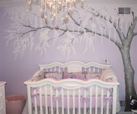 Babyzimmer Wandgestaltung by 100 Bilder Vom Babyzimmer Design Archzine Net