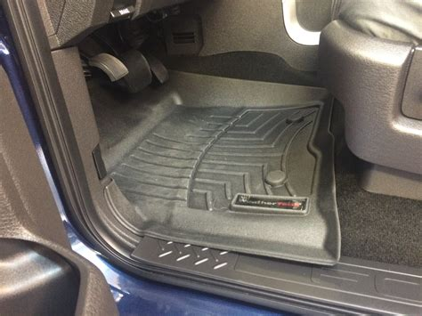 weathertech floor mat fit ford f150 forum community of ford truck fans