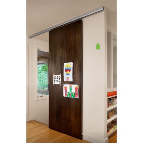Ceiling Mounted Barn Door Track Torino Concealed Track System For Sliding Doors