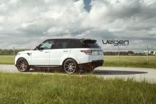 range rover 22 wheels 22 velgen wheels range rover sport velgen wheels
