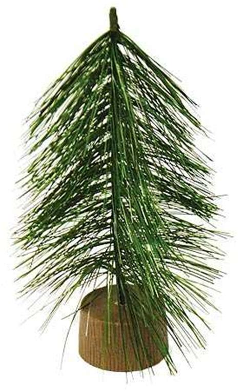 downswept bottle brush pine tree christmas trees and
