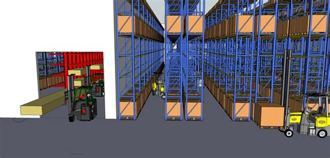 warehouse layout abc hss aisle master ltd