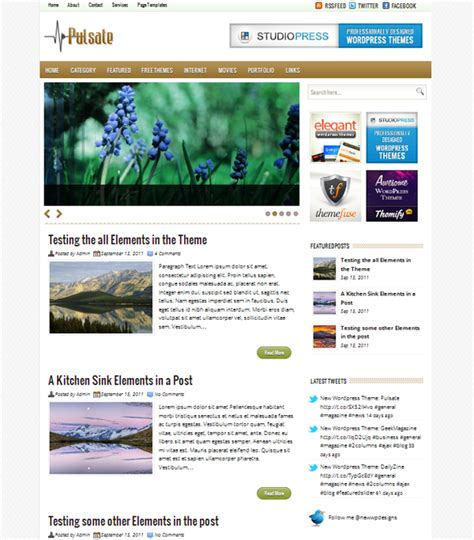 yoo themes wordpress free download download free wordpress themes