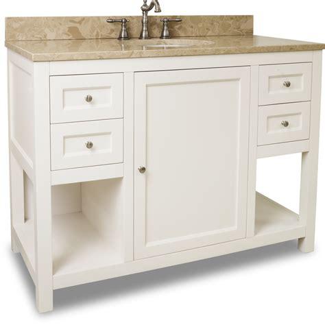 Kitchen Cabinets Maryland by Jeffrey Alexander Astoria Modern Vanity Cream White With