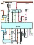 2004 toyota corolla electrical wiring diagram