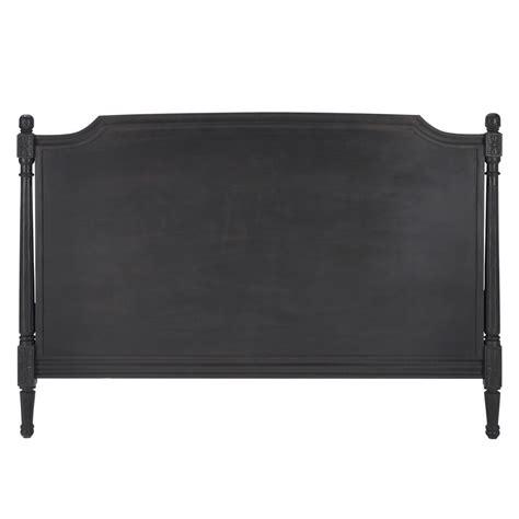 charcoal gray headboard charcoal grey headboard 170 cm chenonceau chenonceau