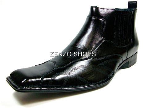 aldo mens dress boots d aldo mens italian style dress casual boots shoes nib ebay