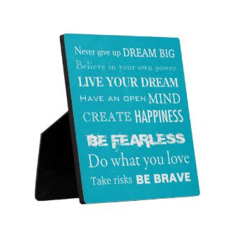 inspirational quotes photo plaques zazzle