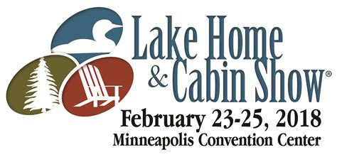 chicago features lake home cabin show official site minneapolis exhibitor forms and materials lake home