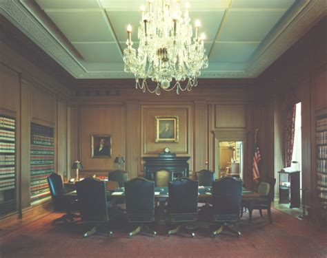 Supreme Court Room by