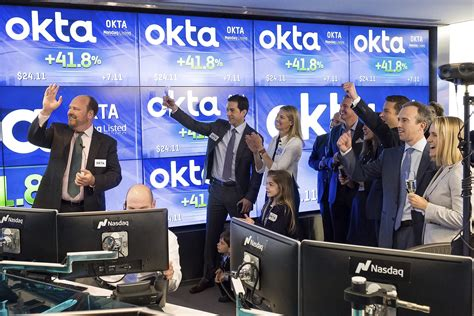 Bc Jumpipo shares of san francisco s okta jump in ipo seattlepi