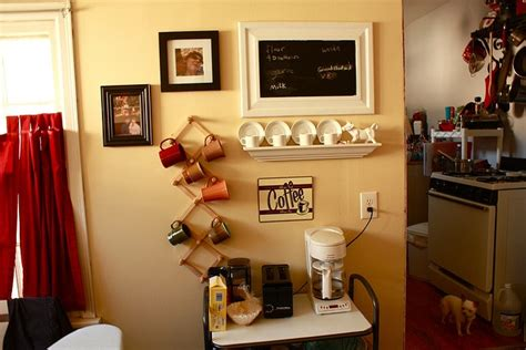 coffee nook ideas coffee nook additions by craftyminx via flickr home