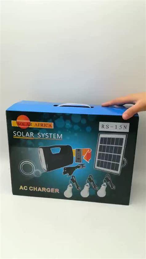 solar dc lighting system mini led solar kit 5w solar dc lighting system for dubai