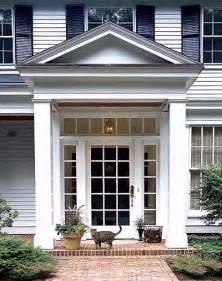 house plans with portico portico design pictures home design elements