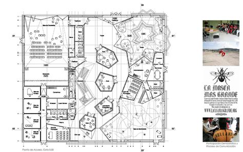 youth center floor plans showcase youth center in rivas vaciamadrid features